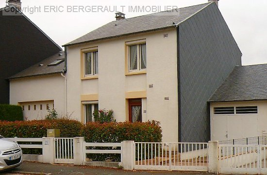 vente maison BOURGES 5 pieces, 110m